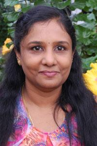 photograph of Deepa Menon
