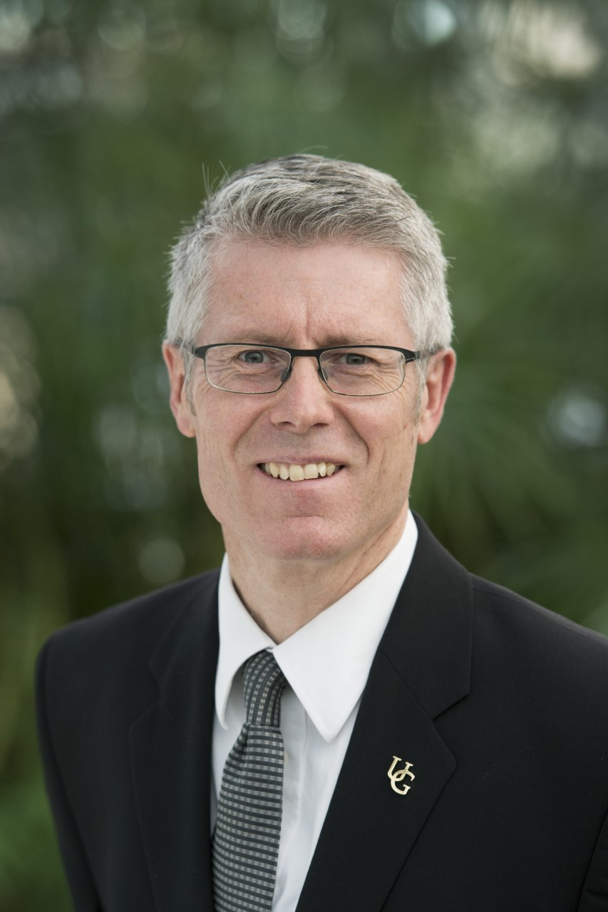 Malcolm Campbell, Vice-President (Research)