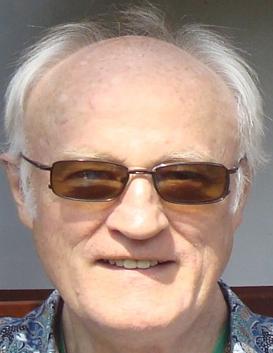 Head shot of Glen Filson