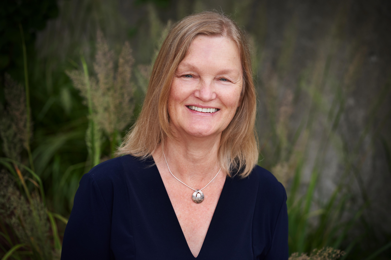 Head shot of Karen Landman