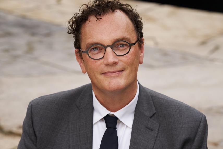 Head shot of Martin Holland