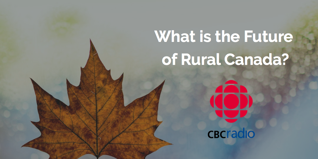 CBC Radio Logo and Leaf