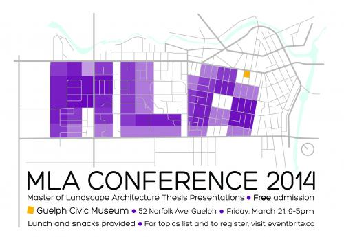 MLA Conference Poster