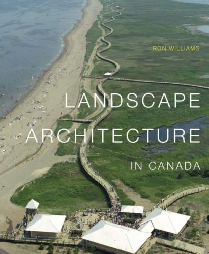Landscape Architecture in Canada Book Cover