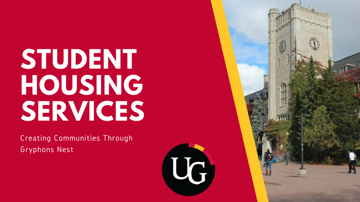 STUDENT HOUSING SERVICES