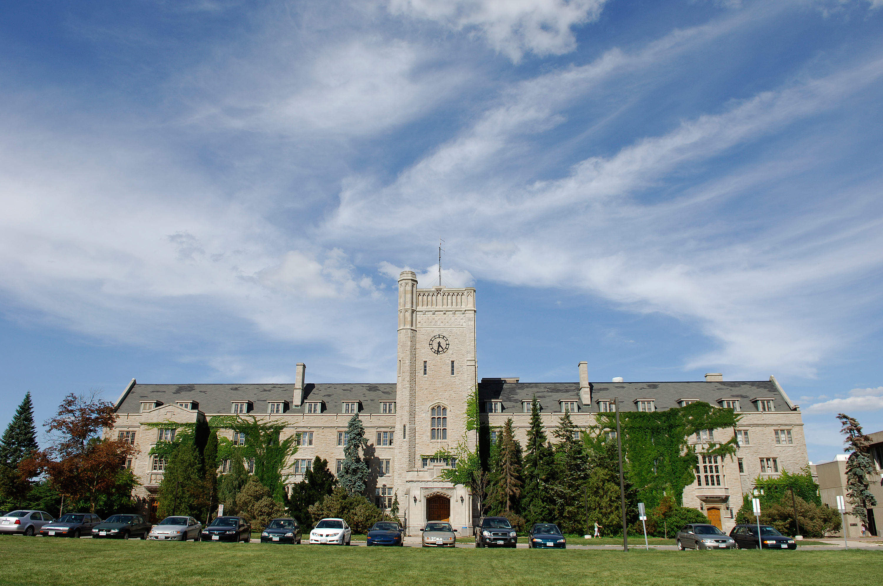 Johnston Hall, University of Guelph