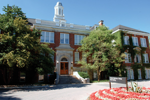Ontario Veterinary College main building