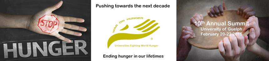 Stop Hunger - 10th Annual Summit